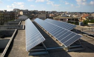 fotovoltaico con accumulo Bonarcado
