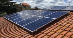 impianto fotovoltaico 3 kw Villa Sant'Antonio