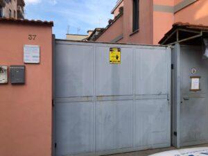 automazione cancello scorrevole curvo BFT Somma Vesuviana